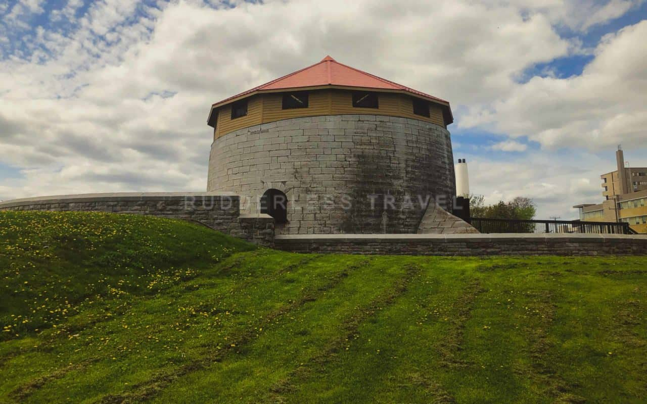 things to do in kingston - Murney-Tower