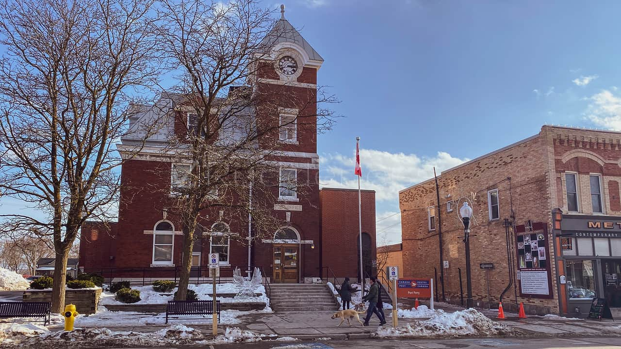 port perry canada - Port Perry Post Office