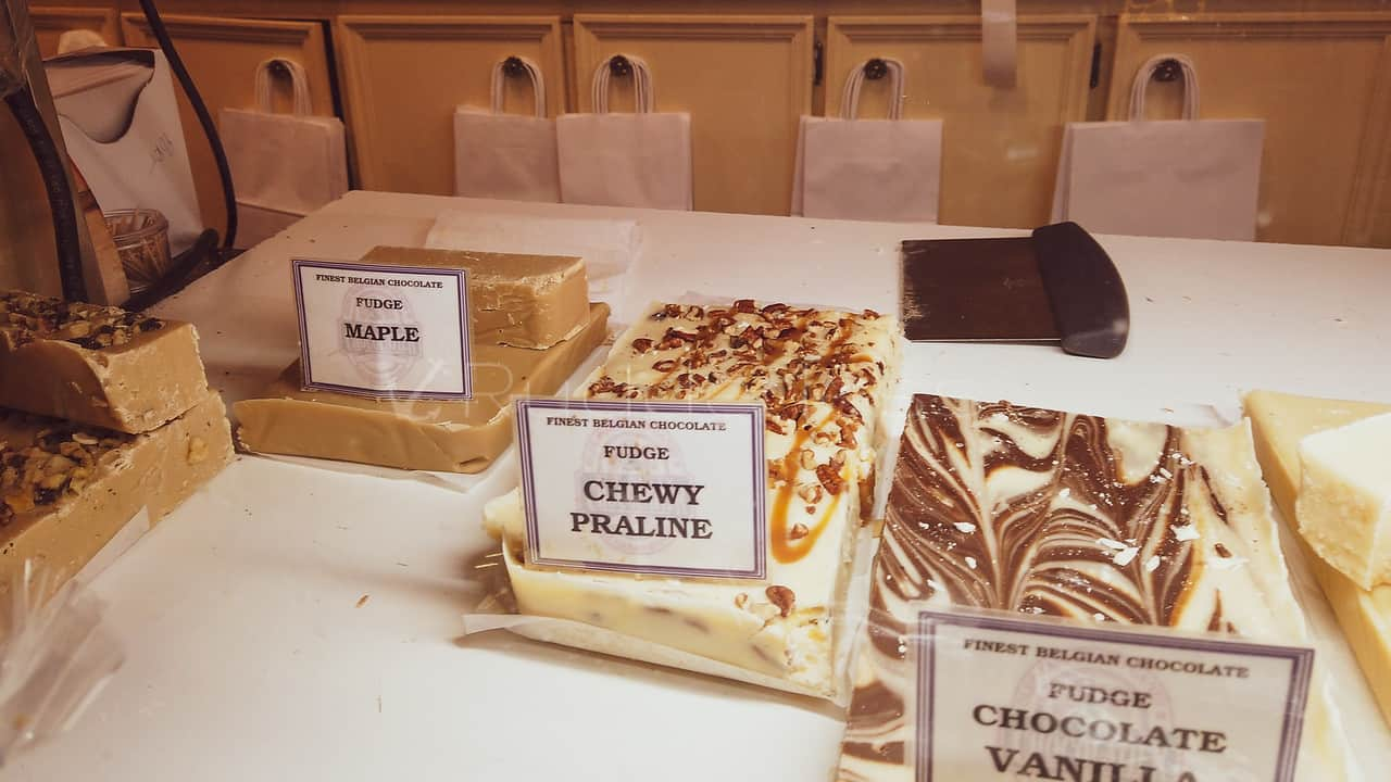 weekend trips from toronto - the nutty chocolatier