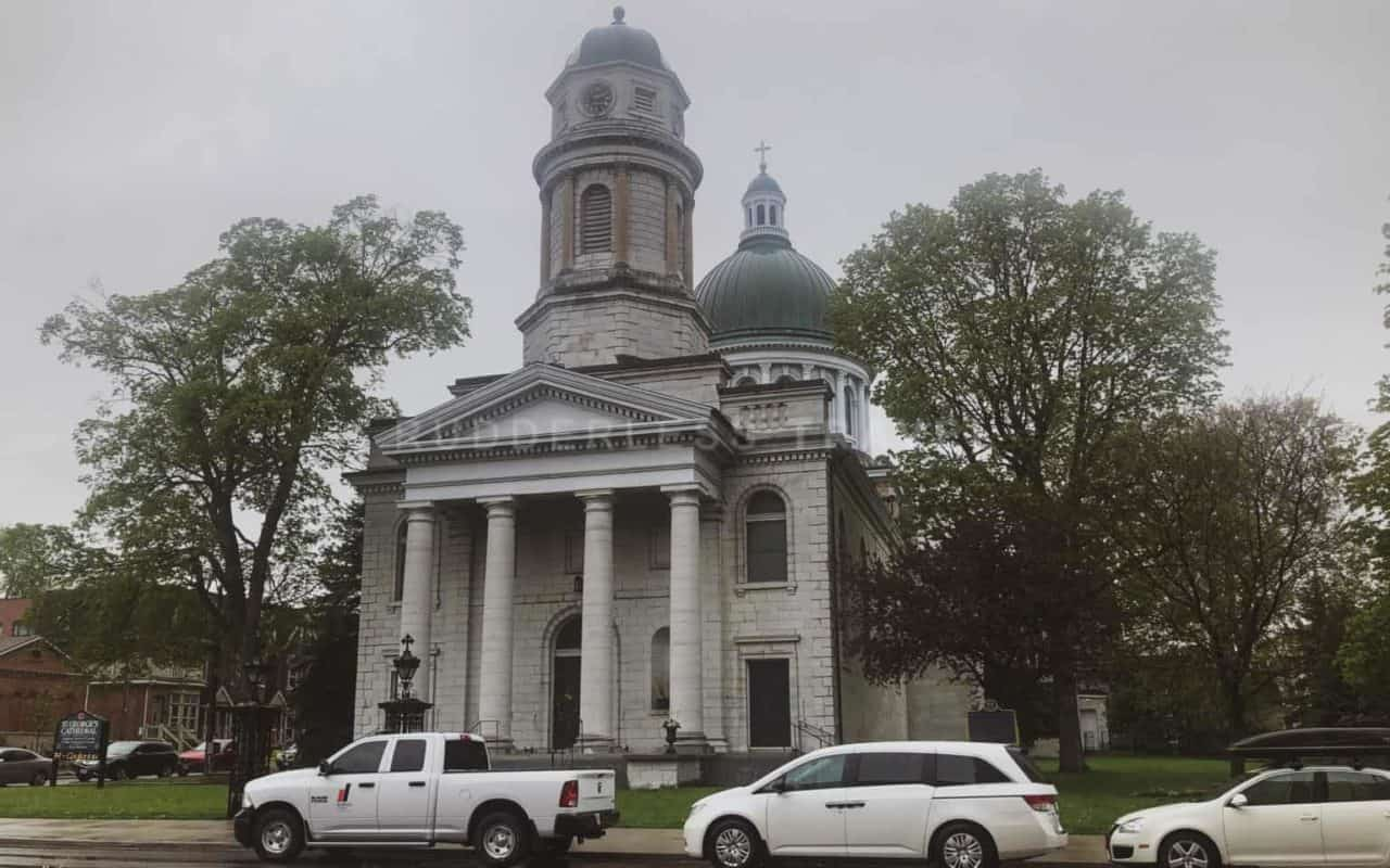 what to do in kingston - St.-George-Cathedral