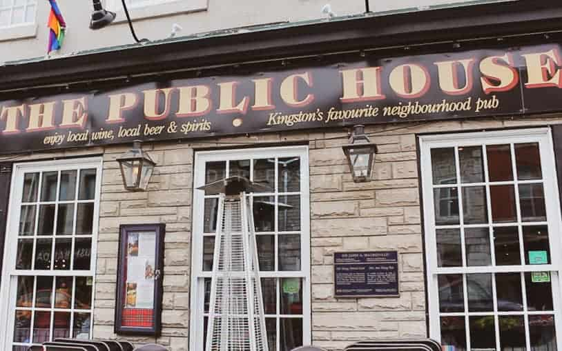 things to do in kingston - The-Public-House