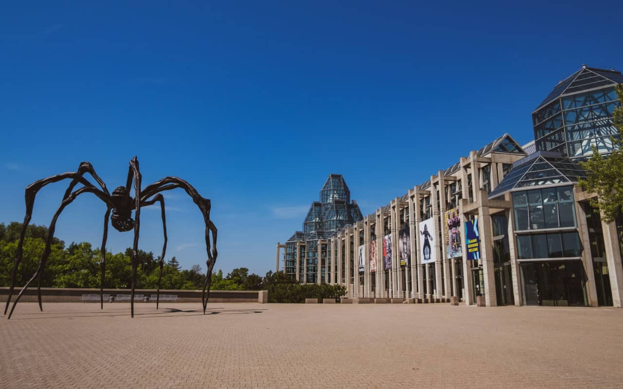 visit ottawa in one day - The National Art Gallery of Canada