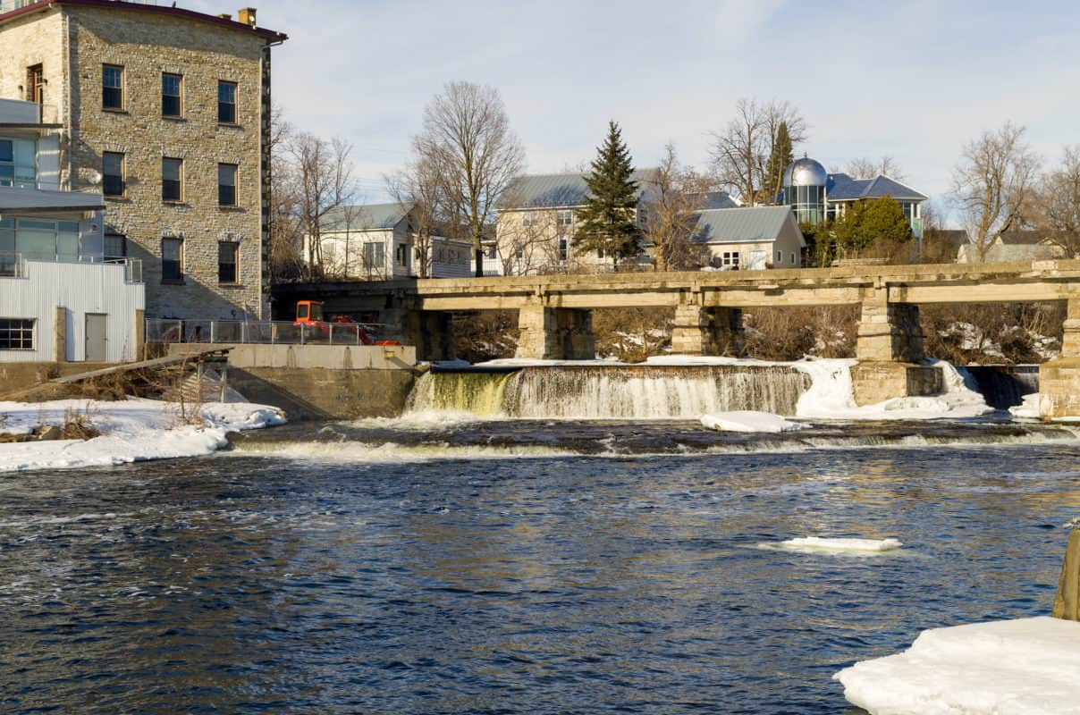 Mississippi River - almonte on