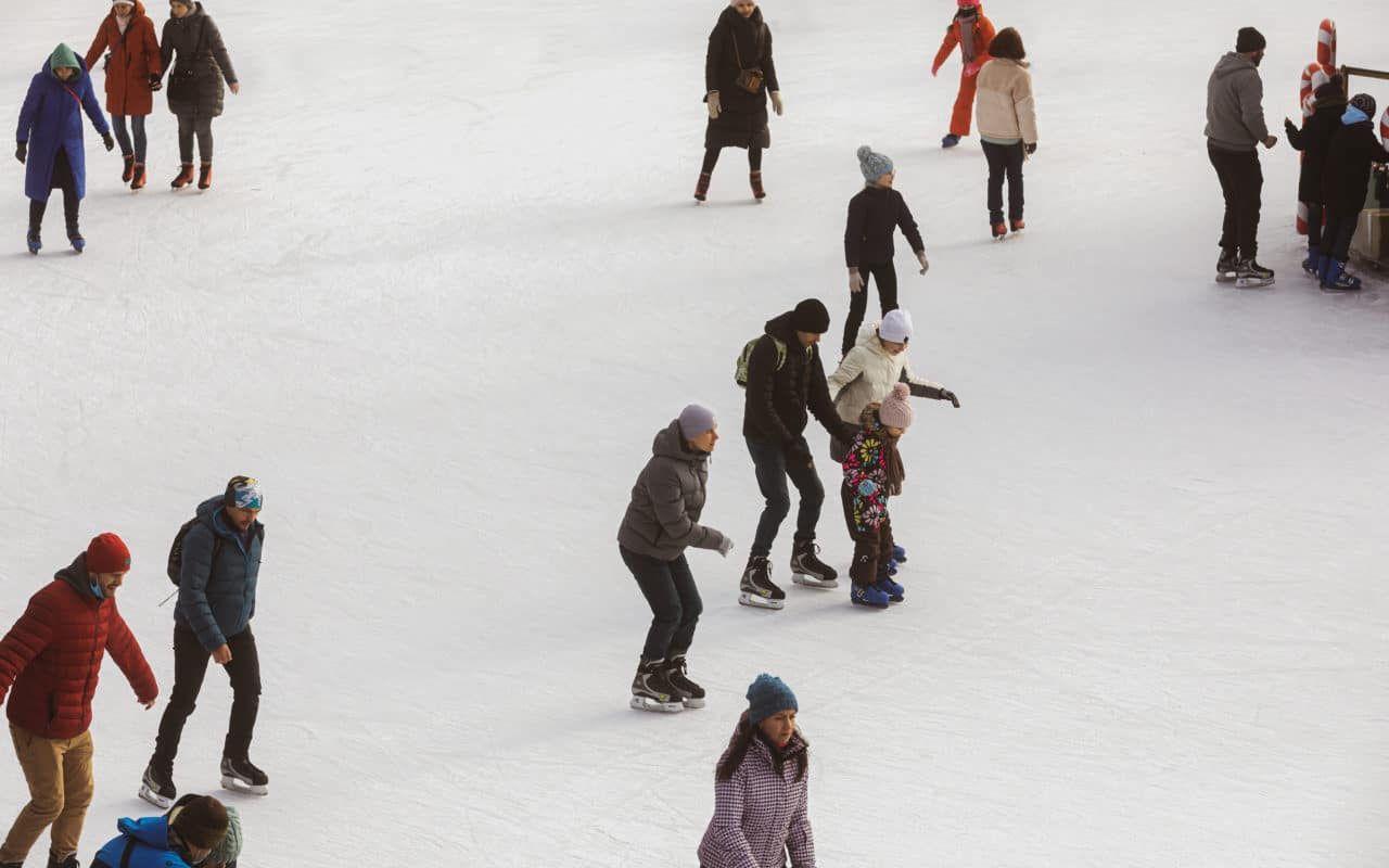 what to do in brantford - ice skating