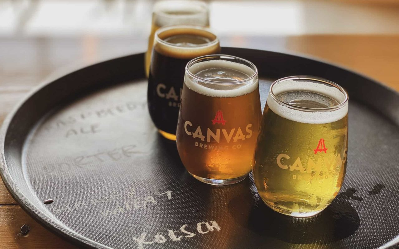 huntsville canada points of interest - Canvas Brewing