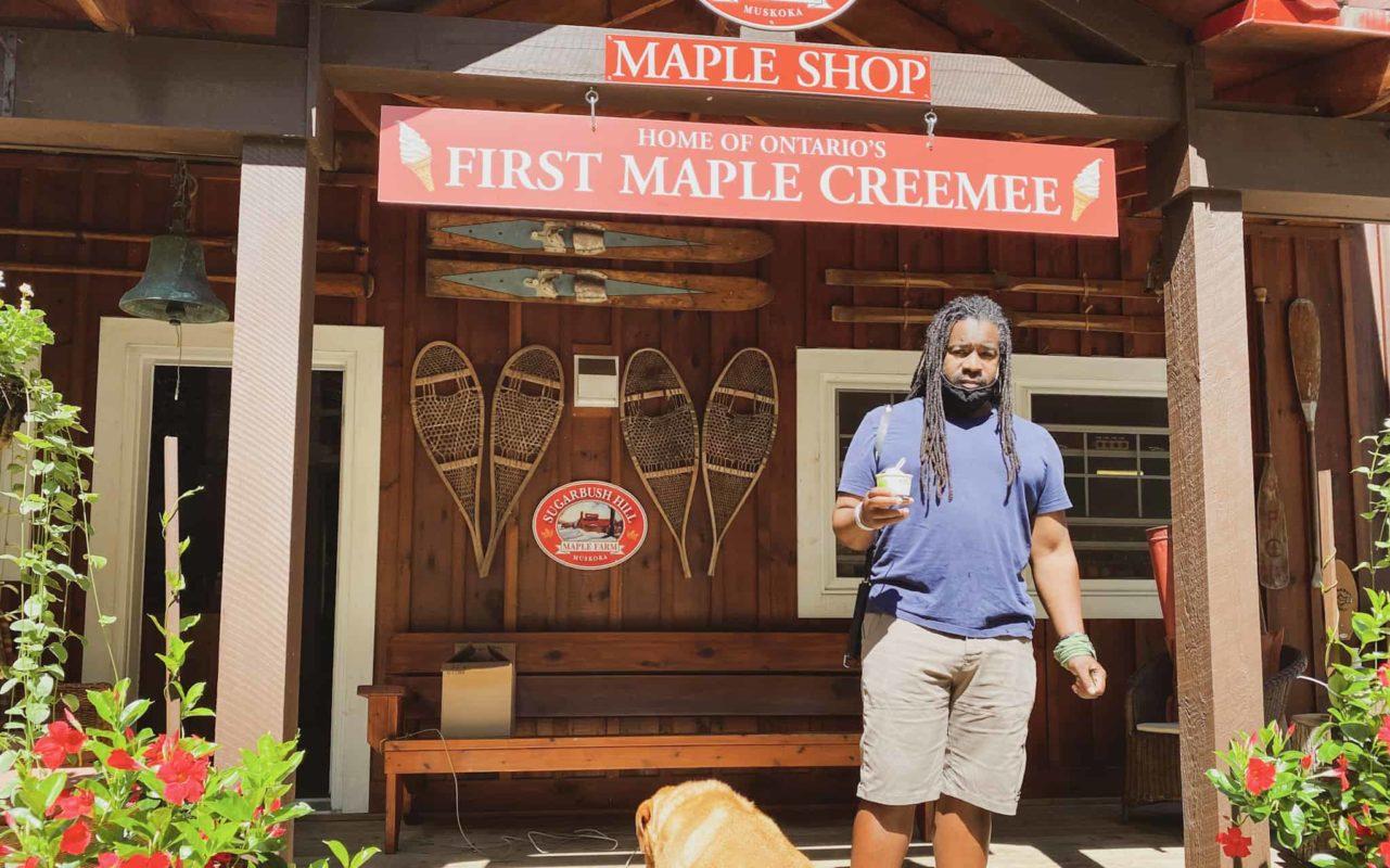 things to do in huntsville ontario - Sugarbush Hill Maple Farm