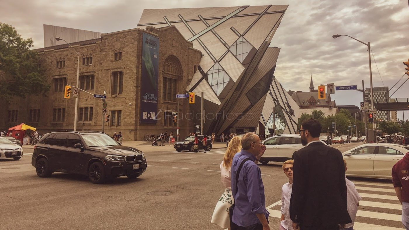 toronto places to visit - ROM